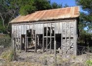 Abandoned Building at Salineno